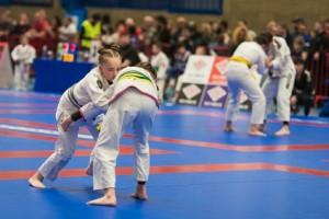 Chloe Judo Kids