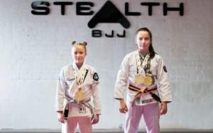 BJJ Worlds Medals